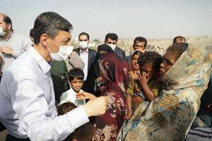 اقدامات حمایتی بنیاد مستضعفان در چابهار+عکس