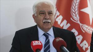فیلم/ رئیس حزب وطن ترکیه: سردار سلیمانی شهید ما هم است