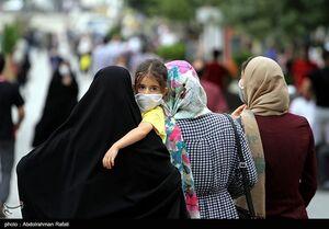عکس/ روزهای ماسک اجباری در همدان