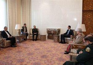 بشار اسد: توافق نظامی با ایران بیانگر سطح روابط است