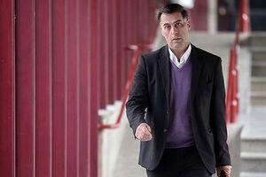 آذری: ما از ابتدا با برگزاری لیگ برتر فوتبال مخالف بودیم