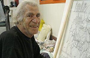 درگذشت تنها بازمانده هنر نقاشی قهوهخانهای کشور