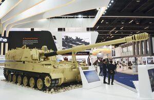 مشکل تحریمی امارات برای خرید توپخانه