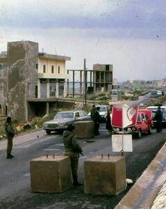 عکس/ محل شهادت حاج احمد متوسلیان