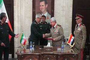 واکاوی توافقنامه همکاری نظامی ایران و سوریه