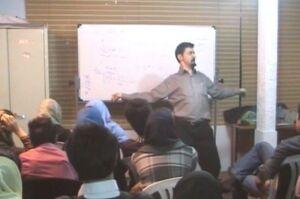 فیلم/توهین رئیس «جمعیت امام علی» به امام حسین (ع)