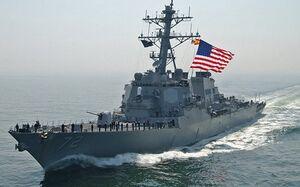 تمرین آمریکا برای مقابله با قایقهای تندرو در خلیج فارس