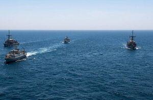تمدید ماموریت ائتلاف دریایی اروپا در خلیج فارس