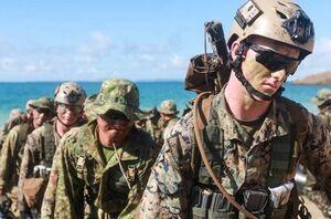 دهها تفنگدار دریایی آمریکا در اوکیناوا «کرونا» گرفتهاند