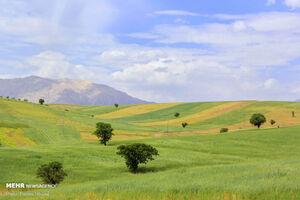 عکس/ مناظری از طبیعت شهرستان اردل
