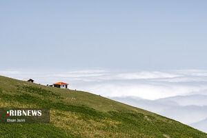 عکس/ ارتفاعات دیدنی ماسال