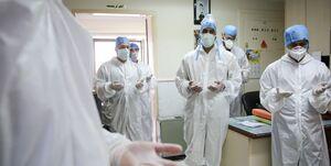 ۳ شهید و ۷۰ پرسنل کرونایی در بیمارستان بقیةالله