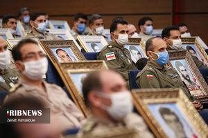 عکس/ مراسم تجلیل از کارکنان هوانیروز ارتش