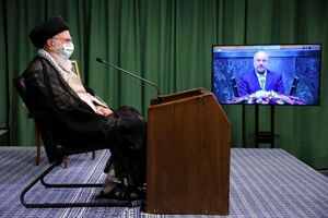 قالیباف رییس مجلس خطاب به رهبر انقلاب