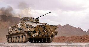 برجک ساخت سپاه، آچار فرانسه زره پوشهای نیروهای مسلح میشود/ گام به گام با تبدیل BTR-۵۰ روسی به «مکران» ایرانی+عکس