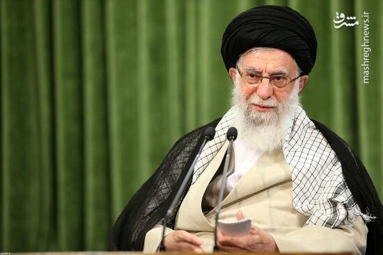 فیلم/ اشاره دیروز رهبر انقلاب به تشییع پیکر سردار سلیمانی