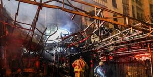 دو قصور شهرداری تهران در حادثه کلینیک سینا