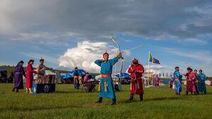 فیلم/  جشنواره ۸۰۰ ساله مغولها