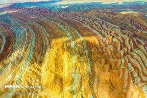 شگفتانگیزترین پدیده طبیعی در تپههای آلا داغ لار +عکس