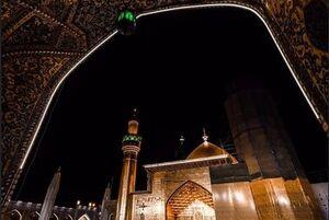 عکس/ روزهای خلوت نجف اشرف