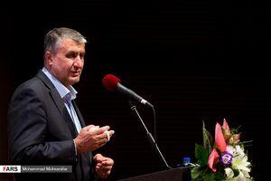 وزیر راه: خطوط ریلی تا ۵ سال آینده دو برابر میشود
