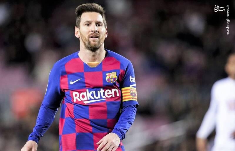 لیونل مسی به تمرین بارسلونا پیوست