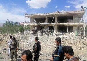 """فیلم/ حمله طالبان به ساختمان """"ریاست امنیت ملی"""""""