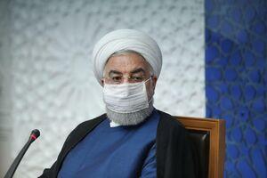 عکس/ روحانی در جلسه ستاد هماهنگی اقتصادی