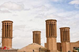 عکس/ یزد شهر بادگیرها