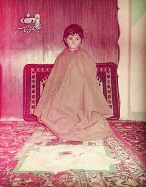 پیش گویی شهید مدافع حرم در مورد پیکرش/همسر شهید: باور نمیکردم به «سوریه» برود