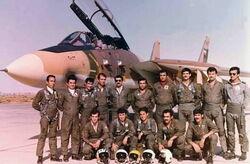 خلبانان نیروی هوایی بالاترین رکوردها را به دست آوردند