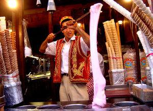 عکس/ مخروطیهای پول ساز ترکیه
