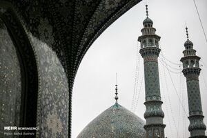 عکس/ شکوه معماری اسلامی