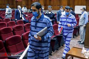 عکس/ دومین دادگاه برخی از مدیران سابق بانک مرکزی