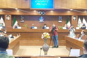 افشین ملایی رئیس فدراسیون ورزشهای همگانی شد