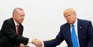 توافق اردوغان و ترامپ برای همکاری در بحران لیبی
