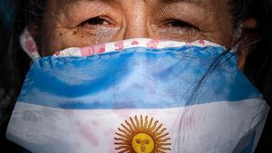 ابتلای اسرارآمیز ۵۷ ملوان آرژانتینی به کرونا