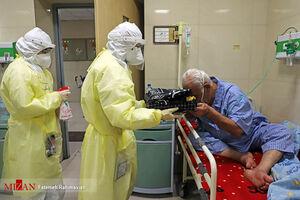توسل بیماران مبتلا به کرونا به حضرت زینب (س)