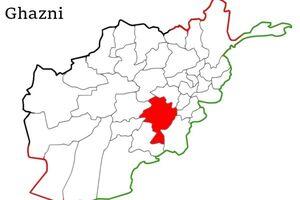 حملات راکتی به محل اقامت «اشرف غنی» در ولایت غزنی