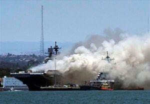 گزارش متفاوت از بحران جنگ و انفجار در آمریکا +فیلم