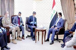 دیدار مقامات ارشد آمریکا با مشاور امنیت ملی عراق