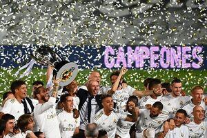 بنزما رئال مادرید را قهرمان لالیگا کرد