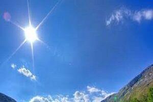 هوا از شنبه گرم تر می شود