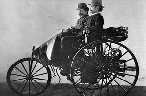 اولین اتومبیل جهان