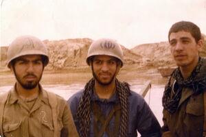 تصاویر/ فرماندهی که حقوقش را به «مقاومت اسلامی» اهدا کرد