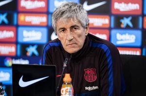 عدم اطمینان ستین از آیندهاش در بارسلونا