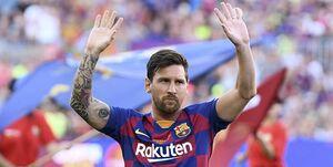رییس بارسلونا مسی را به چالش کشید