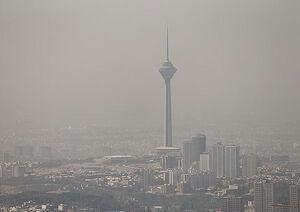 عوامل افزایش آلودگی هوای پایتخت