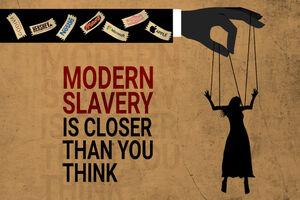 فیلم/ بردهداری نوین انگلیسیها