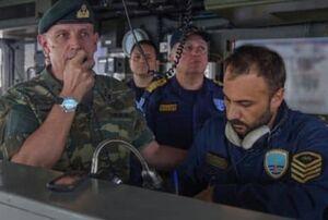 فرمانده نیروهای مسلح یونان
